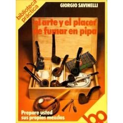 EL ARTE Y EL PLACER DE FUMAR EN PIPA. PREPARE USTED SUS PROPIAS MEZCLAS