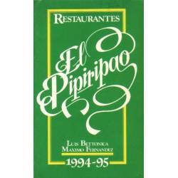 RESTAURANTES EL PIRIPIPAO. 1994-95