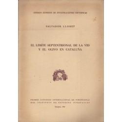 EL LÍMITE SEPTENTRIONAL DE LA VID Y EL OLIVO EN CATALUNYA