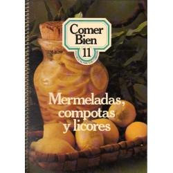 MERMELADAS, COMPOTAS Y LICORES
