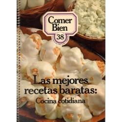 LAS MEJORES RECETAS BARATAS: COCINA COTIDIANA