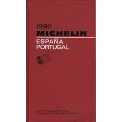 GUÍA MICHELIN. ESPAÑA/PORTUGAL