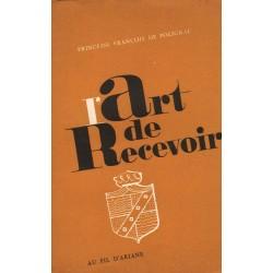 L'ART DE RECEVOIR. MANUAL DE PRÁCTICAS SOCIALES