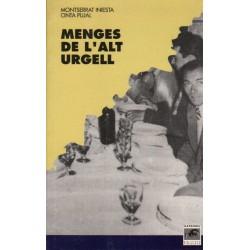 MENGES DE L'ALT URGELL