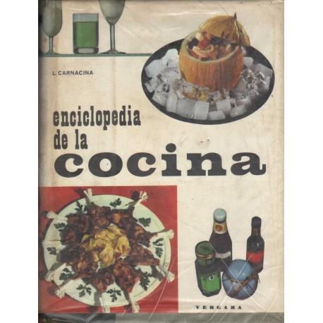 ENCICLOPÉDIA DE LA COCINA
