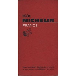 GUIDE MICHELIN. FRANCE