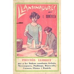 LLAMINADURES. PER EL CELEBRAT CUINER I REPOSTER