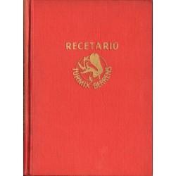 RECETARIO TURMIX BERRENS
