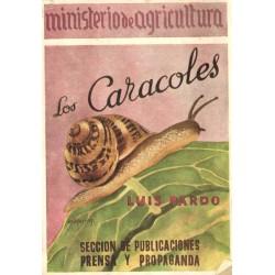 LOS CARACOLES (HELICICULTURA ELEMENTAL)