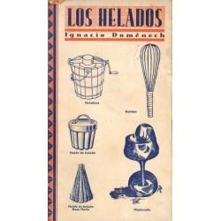 LOS HELADOS. 105 RECETAS
