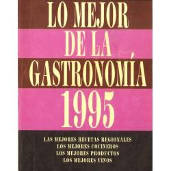 LO MEJOR DE LA GASTRONOMÍA 1995