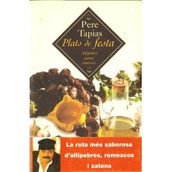 PLATS DE FESTA. ALLIPEBRES, XATONS I ROMESCOS
