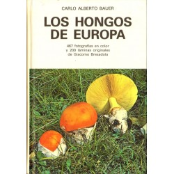 LOS HONGOS DE EUROPA