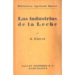 LAS INDUSTRIAS DE LA LECHE