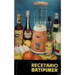 RECETARIO BATIPIMER