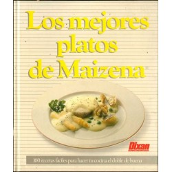 LOS MEJORES PLATOS DE MAIZENA