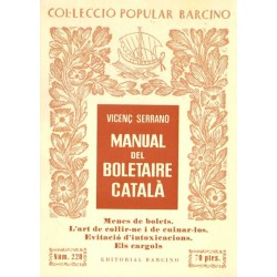 MANUAL DEL BOLETAIRE CATALÀ