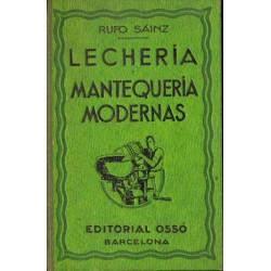 LECHERIÍA Y MANTEQUERÍA MODERNAS