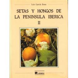 SETAS Y HONGOS DE LA PENINSULA IBERICA II