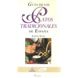 GUÍA DE LOS PLATOS TRADICIONALES DE ESPAÑA