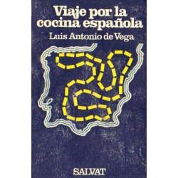 VIAJE POR AL COCINA ESPAÑOLA