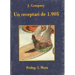 UN RECEPTARI DE 1.905