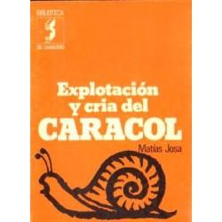 EXPLOTACIÓN Y CRIA DEL CARACOL