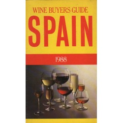 WINE BUYERS GUIDE SPAIN 1988