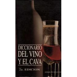 DICCIONARIO DEL VINO Y DEL CAVA