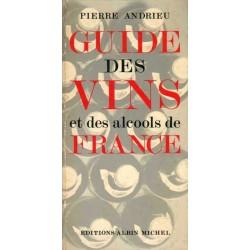 GUIDE DES VINS ET DES ALCOOLS DE FRANCE