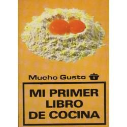 MI PRIMER LIBRO DE COCINA