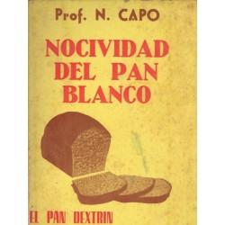 NOCIVIDAD DEL PAN BLANCO