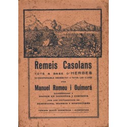 REMEis CASOLANS TOTS A BASE D'HERBAS