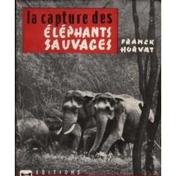 LA CAPTURE DES ÉLÉPHANTS SAUVAGES