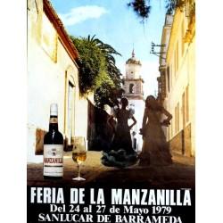 FERIA DE LA MANZANILLA 1979