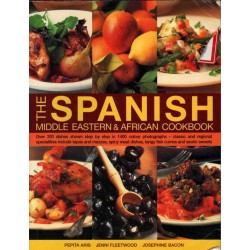 THE SPANISH MIDDLE EASTERN & AFRICAN COOKBOOK