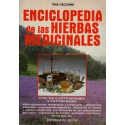 ENCICLOPEDIA DE LAS HIERBAS MEDICINALES