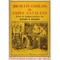 200 PLATS CASOLANS DE CUINA CATALANA. RECULL DE RECEPTES POPULARS