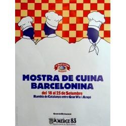 IV MOSTRA DE CUINA BARCELONINA