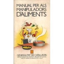 MANUAL PER ALS MANIPULADORS D'ALIMENTS