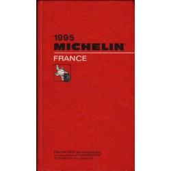 GUÍA MICHELIN. FRANCE 1995