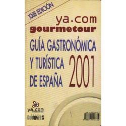 YA.COM GOURMETOUR 2001
