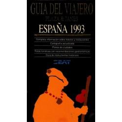 GUÍA DEL VIAJERO. ESPAÑA 1993
