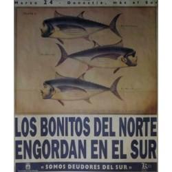 LOS BONITOS DEL NORTE ENGORDAN EN EL SUR