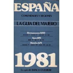 LA GUIA DEL VIAJERO 1982 ESPAÑA