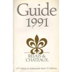GUIDE 1991 RELAIS & CHATEAUX