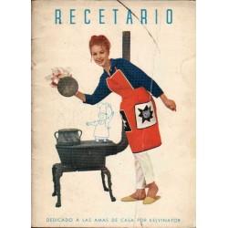 RECETARIO KELVINATOR
