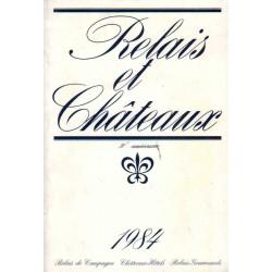 GUIDE 1984 RELAIS & CHATEAUX