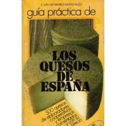 LOS QUESOS DE ESPAÑA
