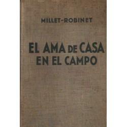 EL AMA DE CASA EN EL CAMPO